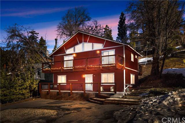 43260 Moonridge Road, Big Bear, CA 92315 (#302401192) :: Compass