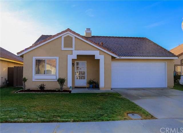 341 Morning Sky Drive, Perris, CA 92571 (#302401653) :: Whissel Realty