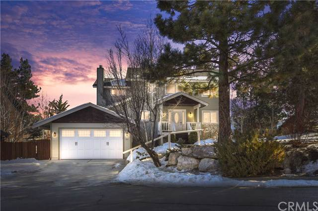 211 Alp Court, Big Bear, CA 92315 (#302401846) :: Compass