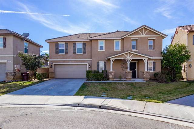 1437 Tours Court, Beaumont, CA 92223 (#302401856) :: Compass