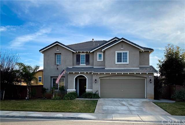 1389 Sweetpea Ln, Beaumont, CA 92223 (#302402913) :: Compass