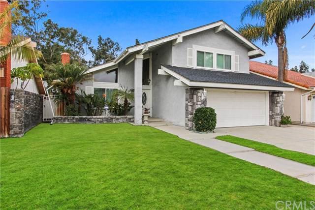 6009 E Camino Manzano, Anaheim Hills, CA 92807 (#302404299) :: Compass