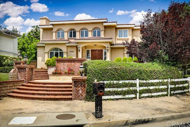 2245 Kingsbridge Court, San Dimas, CA 91773 (#302404372) :: Whissel Realty