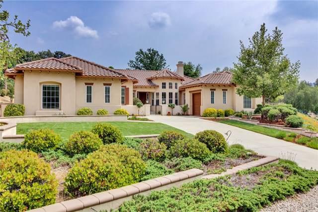 1061 Sunset Hills Lane, Redlands, CA 92373 (#302404977) :: COMPASS