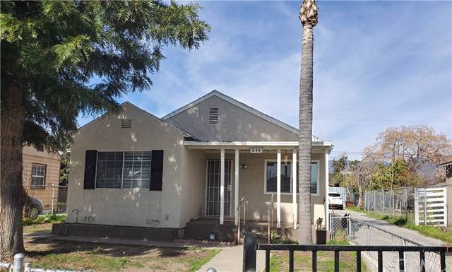 244 E Olive Street, San Bernardino, CA 92410 (#302405070) :: Whissel Realty
