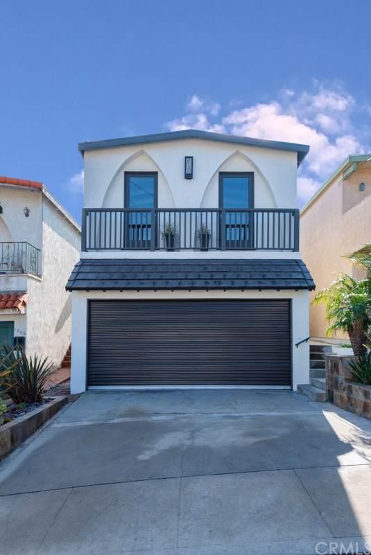 1244 20th Street, Hermosa Beach, CA 90254 (#302406299) :: COMPASS