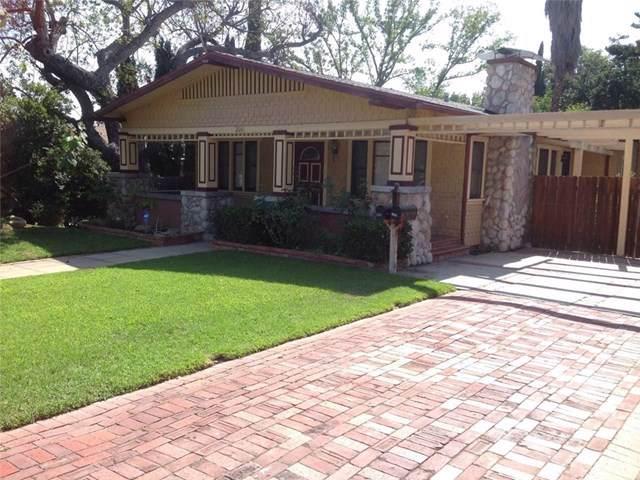 2081 Lewis Avenue, Altadena, CA 91001 (#302406545) :: Keller Williams - Triolo Realty Group