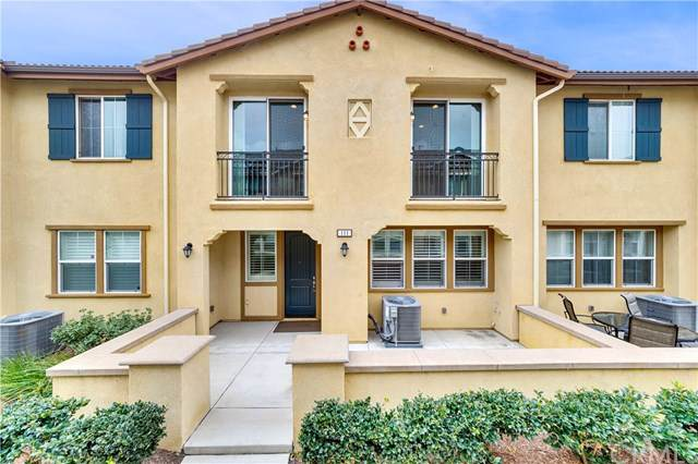 16001 Chase Road #111, Fontana, CA 92336 (#302407064) :: Coldwell Banker West