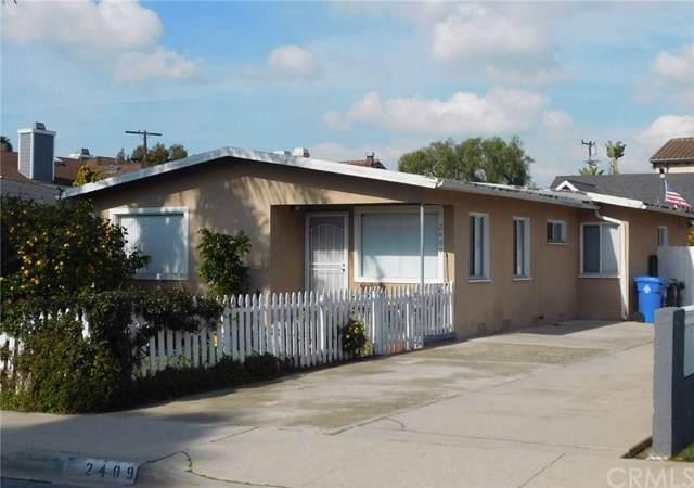 2409 Gates Avenue, Redondo Beach, CA 90278 (#302408043) :: Whissel Realty