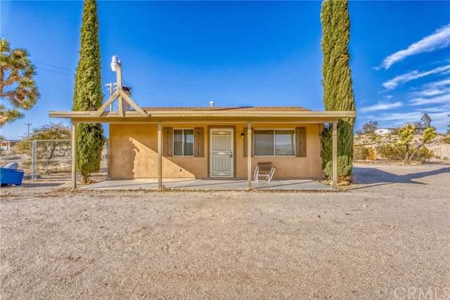 57770 Buena Vista Drive, Yucca Valley, CA 92284 (#302408160) :: Cane Real Estate
