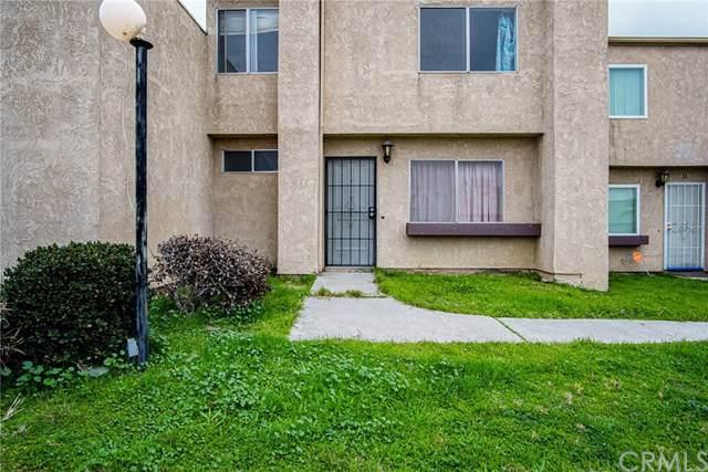 1480 E Marshall Boulevard #15, San Bernardino, CA 92404 (#302409234) :: Whissel Realty