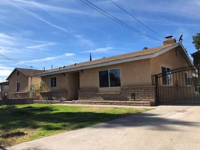 1296 Davidson Avenue, San Bernardino, CA 92411 (#302409365) :: Whissel Realty