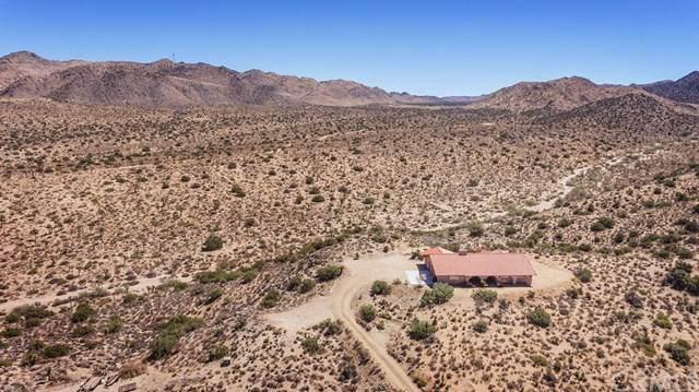58969 Carmelita Circle, Yucca Valley, CA 92284 (#302409384) :: Whissel Realty