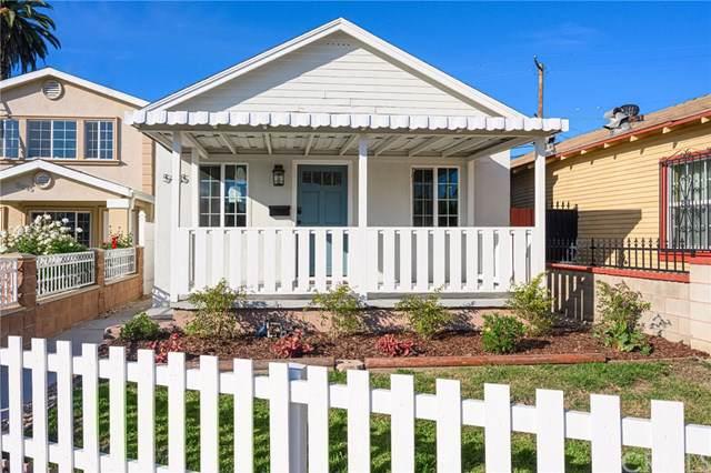 5455 Dairy Avenue, Long Beach, CA 90805 (#302409878) :: Cay, Carly & Patrick   Keller Williams