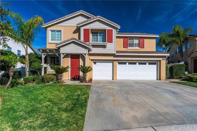 15754 Avenida Del Corazon, Moreno Valley, CA 92555 (#302410497) :: Compass