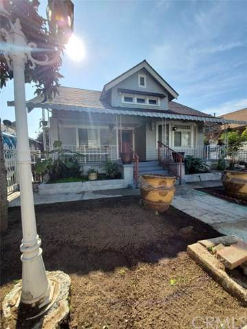 1462 W 25th Street, Los Angeles, CA 90007 (#302410704) :: Coldwell Banker West