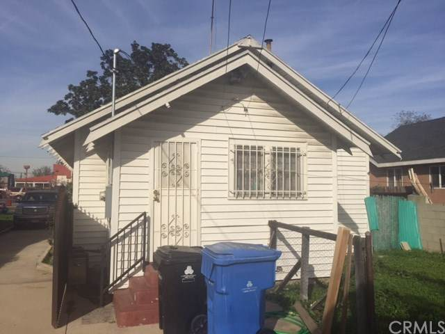 326 E 73rd Street, Los Angeles, CA 90003 (#302411182) :: Coldwell Banker West