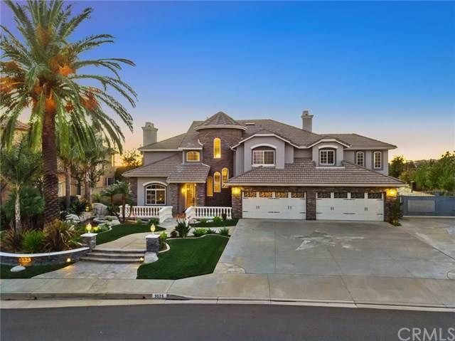 5525 Blue Ridge Drive, Yorba Linda, CA 92887 (#302411423) :: Whissel Realty