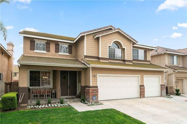6833 Lunt Street, Chino, CA 91710 (#302411482) :: Compass