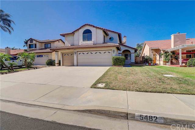 5482 Union Court, Chino, CA 91710 (#302411665) :: Compass