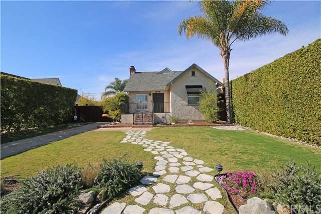 317 La Paloma Avenue, Alhambra, CA 91801 (#302411934) :: COMPASS