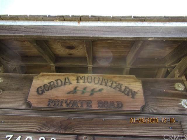 10 Gorda Mountain, Gorda, CA 93920 (#302413915) :: Whissel Realty