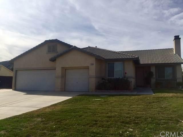 11566 Appaloosa Lane, Bloomington, CA 92316 (#302417332) :: Whissel Realty