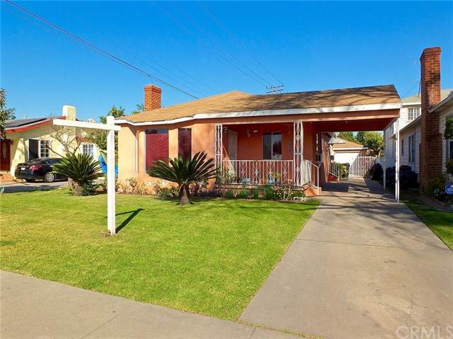 3157 Cherokee Avenue, South Gate, CA 90280 (#302422444) :: Whissel Realty