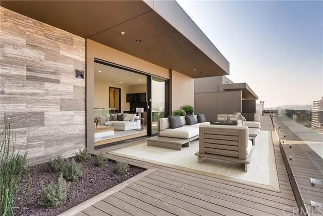 388 Cordova Street Ph3, Pasadena, CA 91101 (#302430176) :: Cay, Carly & Patrick | Keller Williams
