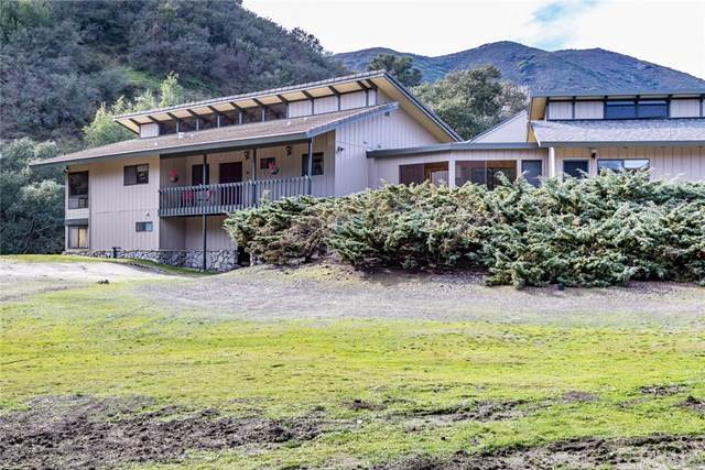 9215 Tassajara Creek Road, Santa Margarita, CA 93453 (#302431647) :: Keller Williams - Triolo Realty Group