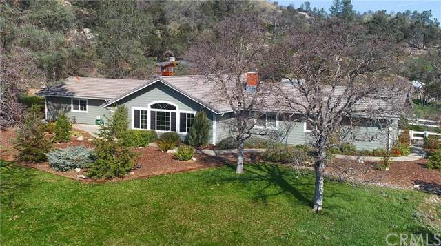 42221 Long Hollow Drive, Coarsegold, CA 93614 (#302432141) :: Whissel Realty