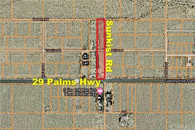 64488 Twentynine Palms, Joshua Tree, CA 92252 (#302432481) :: COMPASS