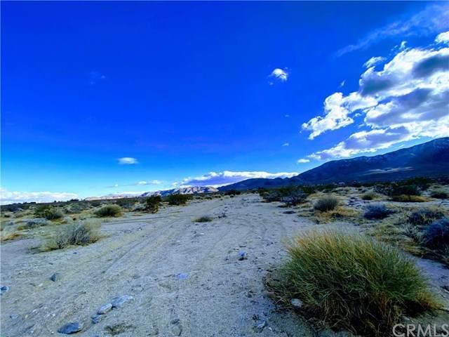 0 Manzanita, Johnson Valley, CA 92285 (#302432486) :: Keller Williams - Triolo Realty Group