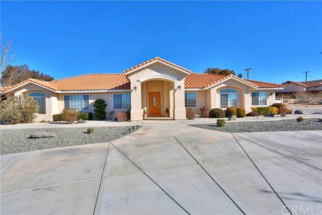 13719 Choco Road, Apple Valley, CA 92307 (#302432598) :: COMPASS