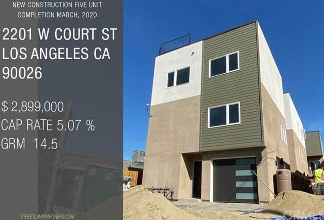 2201 W Court Street, Los Angeles, CA 90026 (#302435724) :: Cay, Carly & Patrick | Keller Williams