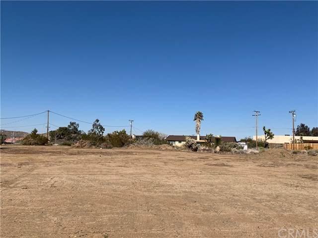 57980 San Andreas, Yucca Valley, CA 92284 (#302436883) :: Keller Williams - Triolo Realty Group