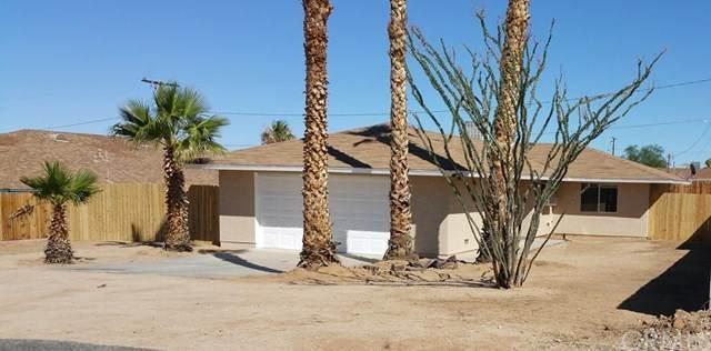 6669 Pine Spring Avenue, 29 Palms, CA 92277 (#302437165) :: COMPASS