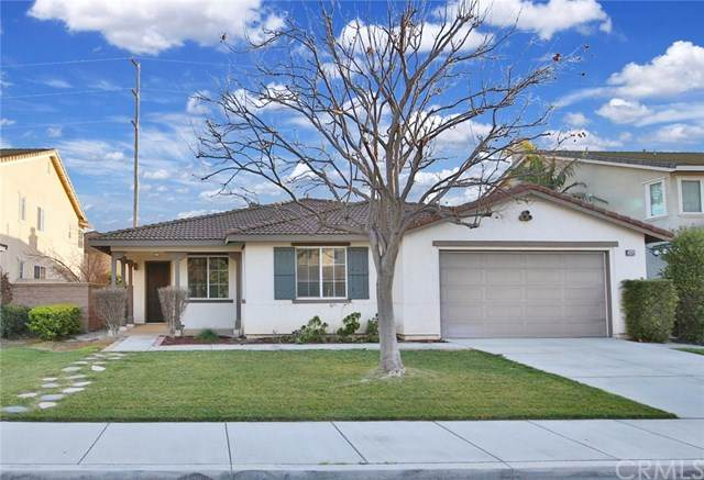 13451 Shady Knoll Drive, Eastvale, CA 92880 (#302437294) :: Coldwell Banker West