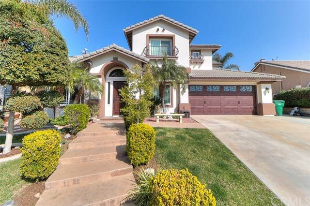 2191 Castle Rock Circle, Corona, CA 92880 (#302438107) :: Coldwell Banker West