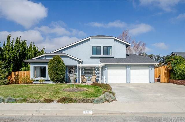 705 Padre Court, Santa Maria, CA 93455 (#302438360) :: Whissel Realty