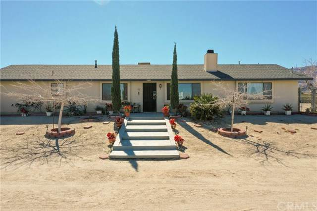 75143 Old Dale Road, 29 Palms, CA 92277 (#302438822) :: COMPASS