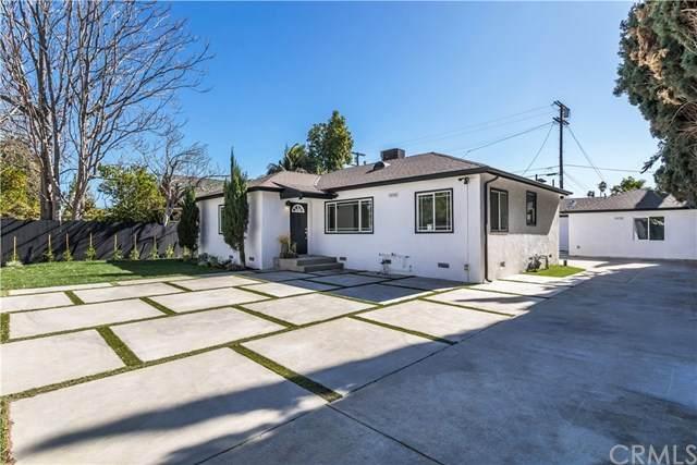 15236 Runnymede Street, Van Nuys, CA 91405 (#302439219) :: Keller Williams - Triolo Realty Group