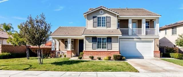 8319 Fiske Drive, Eastvale, CA 92880 (#302440019) :: Coldwell Banker West