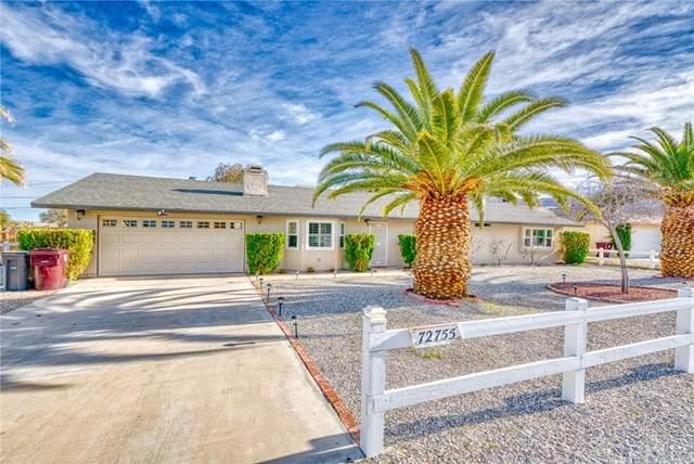 72755 Larrea Avenue, 29 Palms, CA 92277 (#302441060) :: San Diego Area Homes for Sale