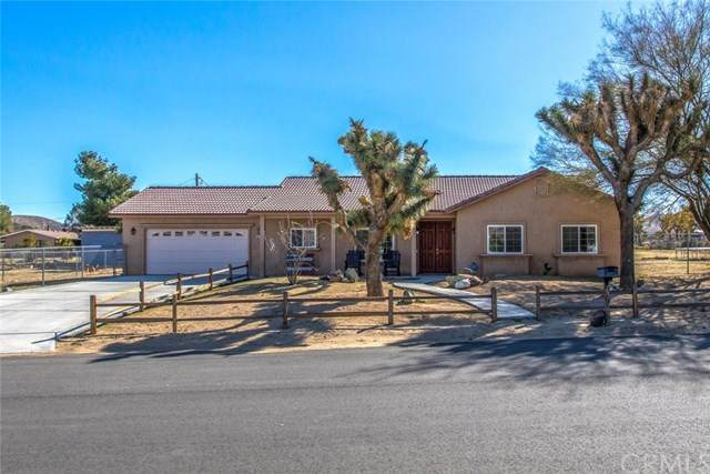56765 Cassia Drive, Yucca Valley, CA 92284 (#302441714) :: Keller Williams - Triolo Realty Group