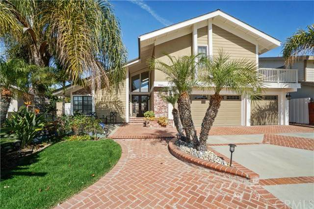 8361 Deepview Drive, Huntington Beach, CA 92646 (#302442640) :: Whissel Realty