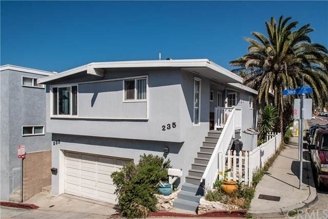 233 38th Place, Manhattan Beach, CA 90266 (#302442644) :: Whissel Realty