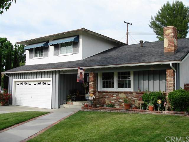 25112 Highspring Avenue, Newhall, CA 91321 (#302443334) :: Compass