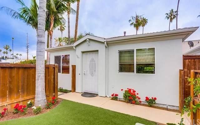 1865 Hornblend Street, San Diego, CA 92109 (#302443487) :: Coldwell Banker West