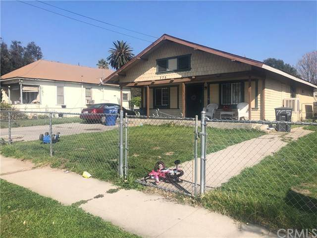 775 N Pershing Avenue, San Bernardino, CA 92401 (#302443516) :: Keller Williams - Triolo Realty Group